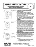 z - Cover Image: Installation Instructions - 590.1