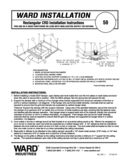 z - Cover Image: Installation Instructions - 591.1